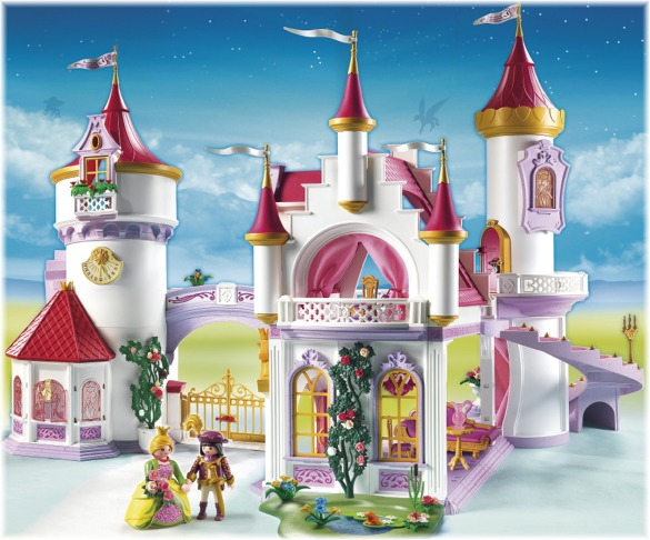 Playmobil magic castle voucher code pmcj12 for Chateau playmobil 4250
